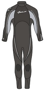 Sola Nytro 3/2mm Summer Wetsuit