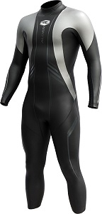 Men's Matrix 4/3mm Triathlon Wetsuit